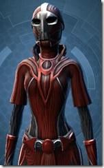 Obroan Agent - Female Close
