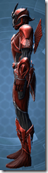 Obroan Inquisitor - Male Left