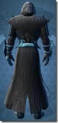 Obroan Knight - Male Back