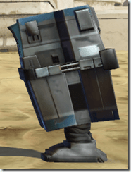 CH-R1 Power Droid - Side