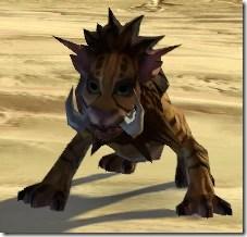 Desert Nekarr Cat - Front