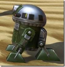 E2-M3 Astromech Droid - Side