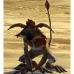 Flamehair Kowakian Monkey-lizard