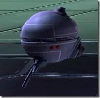Interrogation Droid - Side