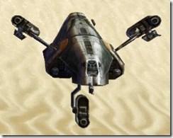 Model D-5 Mantis - Front