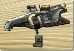 Model D-5 Mantis - Side