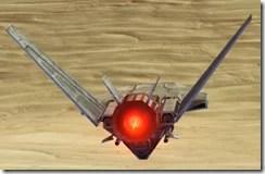 Model VX-5 Ricker - Back