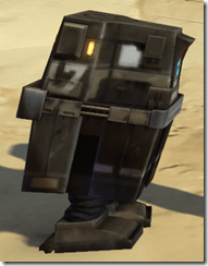 ST-N3 Power Droid - Side