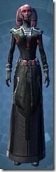 Saber Marshal - Female Front