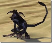 Sablefur Kowakian Monkey-lizard - Front