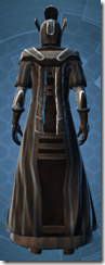 Venerable Seeker Pub - Male Back