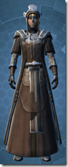 Venerable Seeker Pub - Male Front