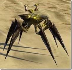 Venomcrest Lylek - Back