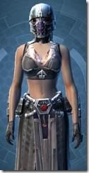 Veteran Elder Blade Imp - Female Close