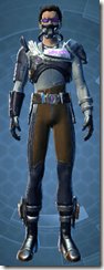 Dynamic Sleuth - Male Front