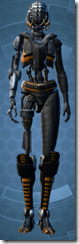 Series 512 Cybernetic - Female Front