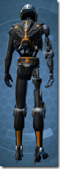Series 512 Cybernetic - Male Back