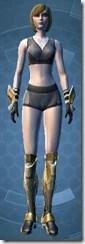 Ascendant's Alloy - Female Front