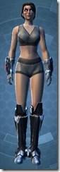 Blademaster - Female Front