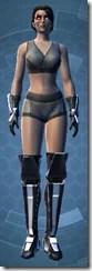 Dark Slayer - Female Front