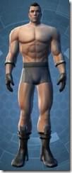 Enlightened Jedi - Male Front