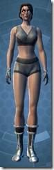 Peacewalker - Female Front