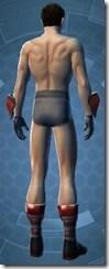 Sith Corruptor - Male Back
