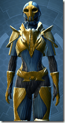Dread Forged Trooper - Female Close