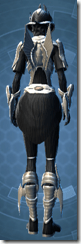 Oriconian Inquisitor - Female Back