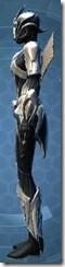 Oriconian Inquisitor - Female Left
