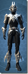 Oriconian Inquisitor - Male Front