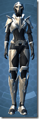 Oriconian Trooper - Female Front