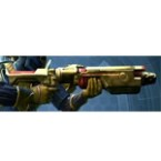Dread Forged Combat Tech/ Supercommando Blaster Rifle