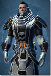 Charged Interrogator - Male Close