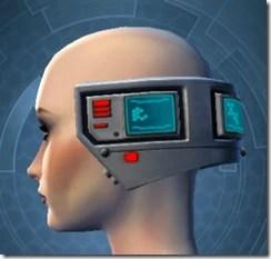 Cyborg Construct AM-7 - Female Left