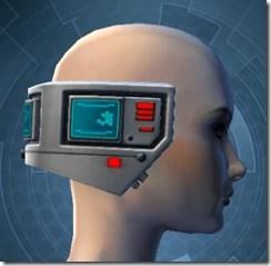 Cyborg Construct AM-7 - Female Right