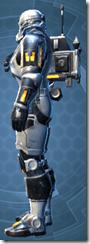 Energized Infantry - Male Left
