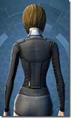 Exchange Corporate - Female Back