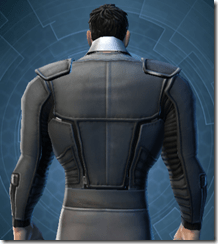 Exchange Corporate - Male Back