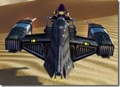 Morlinger Nighthawk - Front