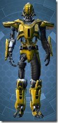 Series 808 Cybernetic - Male Front