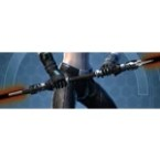 Unrelenting Aggressor Dualsaber*