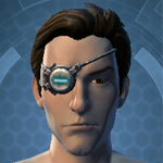 Enforcer's Eyeguard - Head