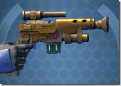 U-113 Rancor-X Blaster