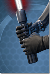 Raider's Glory Lightsaber