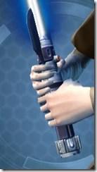 Saber Initiate's Lightsaber