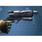 Athiss Sawbones's Blaster Pistol
