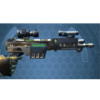 Improved Field Tech's Blaster Pistol