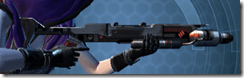 Mandalorian Champion's Rifle