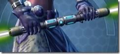 Sovran's Legion Double-bladed Lightsaber